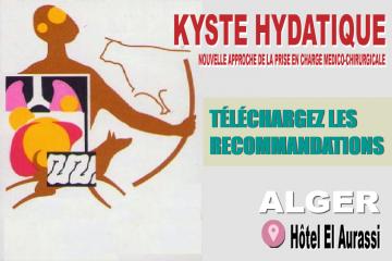 Téléchargez les recommandations sur la prise en charge médico-chirurgicale du kyste hydatique